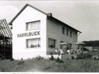 1959: Haus Harrlblick in der Ringstraße in Bad Eilsen. Foto: Museum Bückeburg